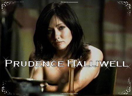 Prudence Halliwell, Prue Pruememorial
