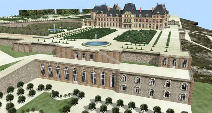 Observatoire de Meudon la Fôret Exterieur-chateau-vieux-ok-pour-site