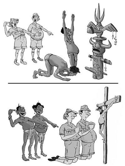 Humor gráfico sobre las religiones y dioses - Página 3 Reirse_religion