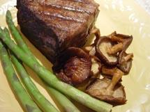 Pan Roast Steak with Browned Onions  29_CAH1005Panroaststriploin