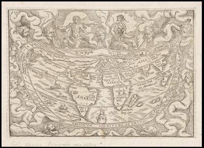 Каталог карт 1551-Apian-mini