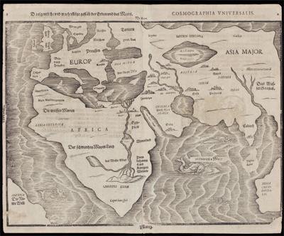 Каталог карт 1581-Bunting-map-mini