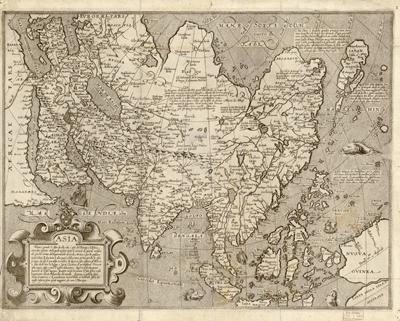 Каталог карт 1602-Arnoldi-Asia-mini