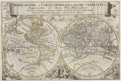 Каталог карт - Страница 2 1678-Sanson-mini