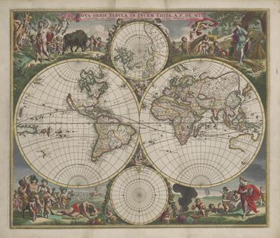 Каталог карт - Страница 2 1689-de-Wit-mini