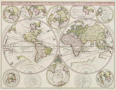 Каталог карт - Страница 2 1690-Coronelli-mini
