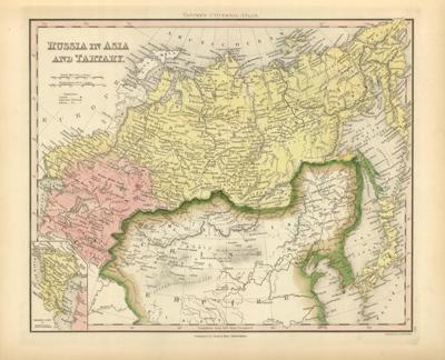 Каталог карт - Страница 2 1845-Tartaria-mini