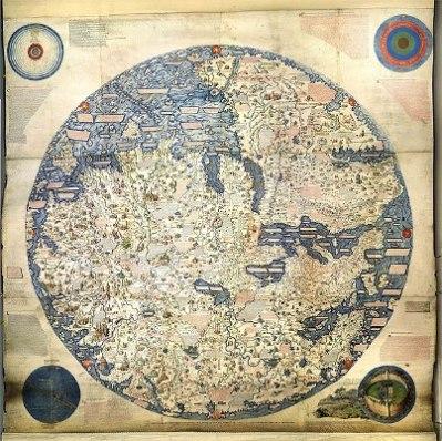 Каталог карт 1450-Fra-Mauro-mini