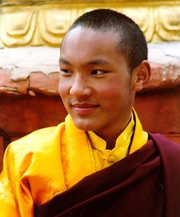 karmapa - Extrait d'enseignement: Ecouter, Contempler et Méditer par SS le 17ème Karmapa Karmapa