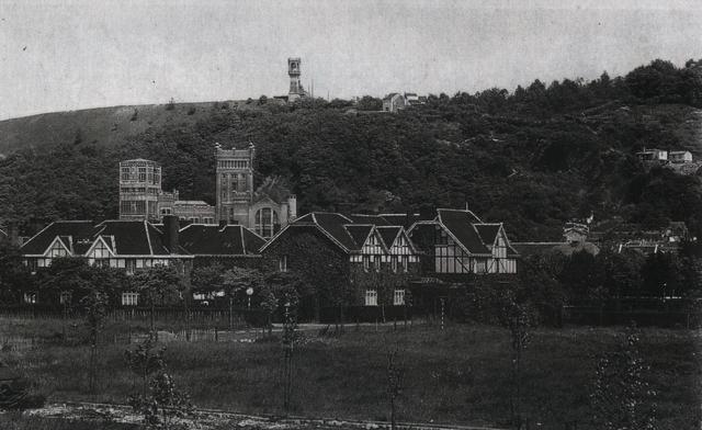 Cheratte dans la position fortifiée de Liège Charbonnage_1930