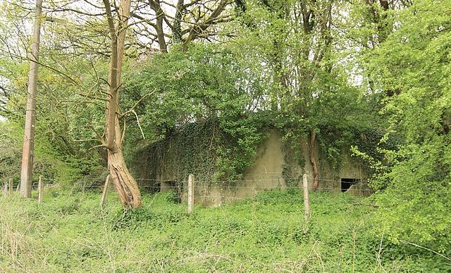 Cheratte dans la position fortifiée de Liège BM2