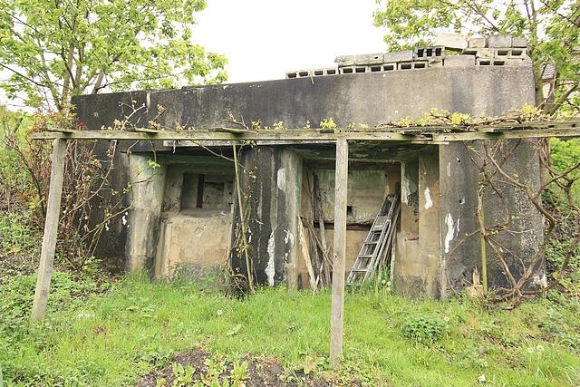 Cheratte dans la position fortifiée de Liège BM3