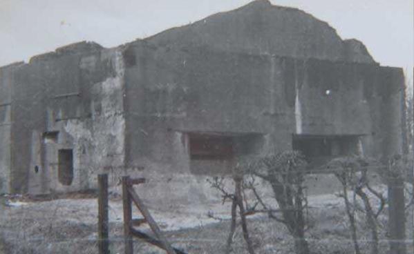 Cheratte dans la position fortifiée de Liège BM4