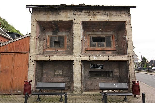 Cheratte dans la position fortifiée de Liège BM6