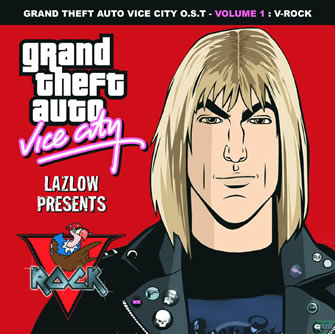 GTA VICE CITY - SOUNDTRACK ! V-rock1