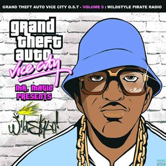GTA VICE CITY - SOUNDTRACK ! Wildstyle