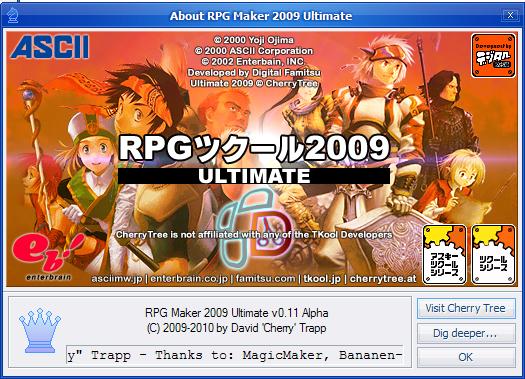 RPG Maker 2009 Ultimate ScreenShot_218_About-RPG-Maker-2009-Ultimate