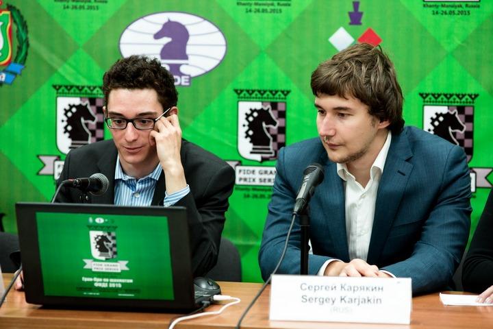 Сергей Карякин MERK5237