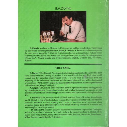 Chess Knowledge, Training, Mastery by B.A. ZLOTNIK Zlotnik_Cover_back-500x500