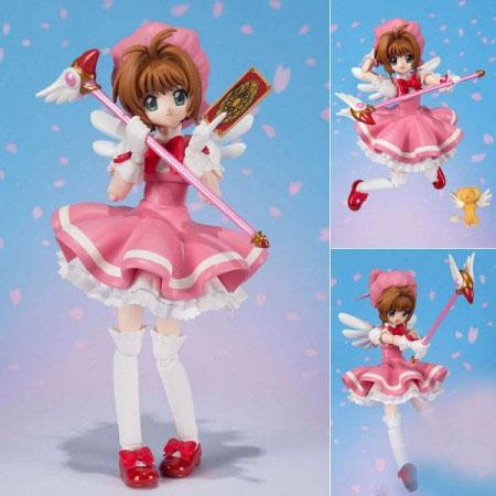 Bon Anniversaire, Naoko Sakura-card-captor-figurine-sakura-sh-figuarts