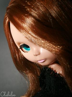 Chibiloo's Blythe : Sunday (P.3) Blythecandicehalloween2