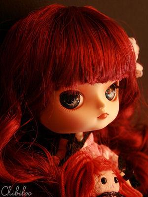 Chibiloo's Pullip & Dal : Rubis Red (P.2) Dalfioribambi2