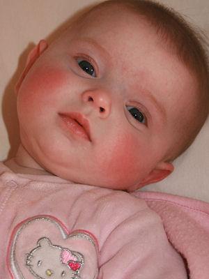 Enfants, grossesse, bibous et photos - Page 6 Mariequatremoislion1