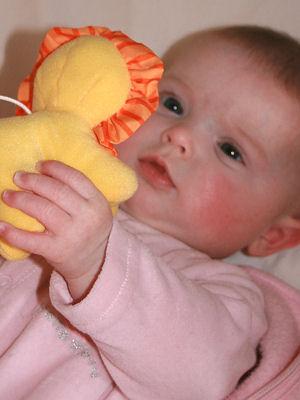 Enfants, grossesse, bibous et photos - Page 6 Mariequatremoislion3
