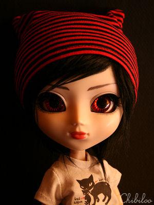 Chibiloo's Pullip & Dal : Rubis Red (P.2) Pullipridarubis2
