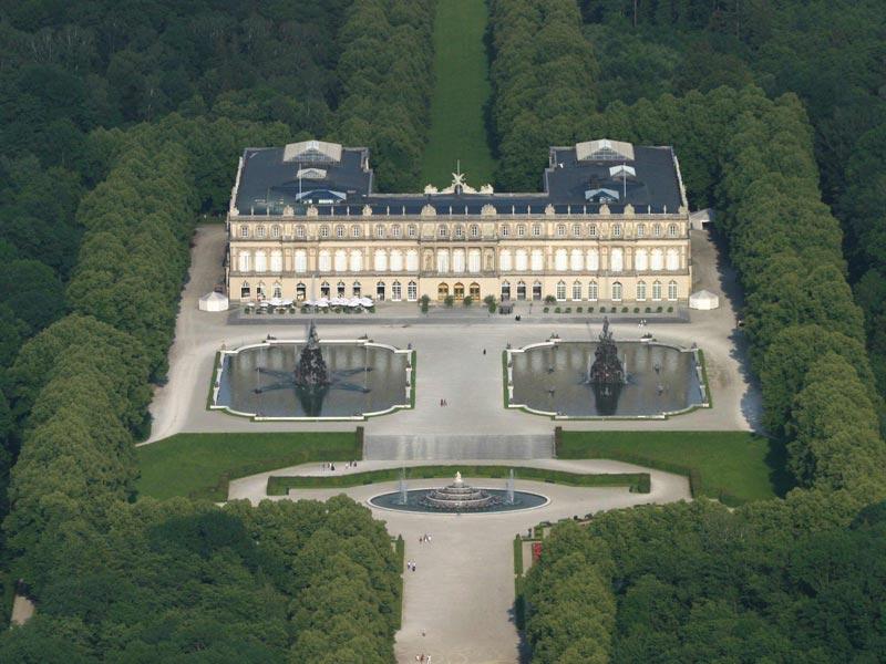 Répliques de Versailles Herrenchiemsee_08