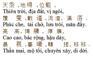 CÔNG VĂN CHỮ NÔM THỜI TRỊNH-NGUYỄN (Phải chăng chữ Nôm, vì quá phức tạp,  nên không phải chữ chính thức của Triều Đình) ? Cuoi_bai11