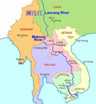 Të Vërtetat e Fshehura - Faqe 2 Mekong-river-map-320x