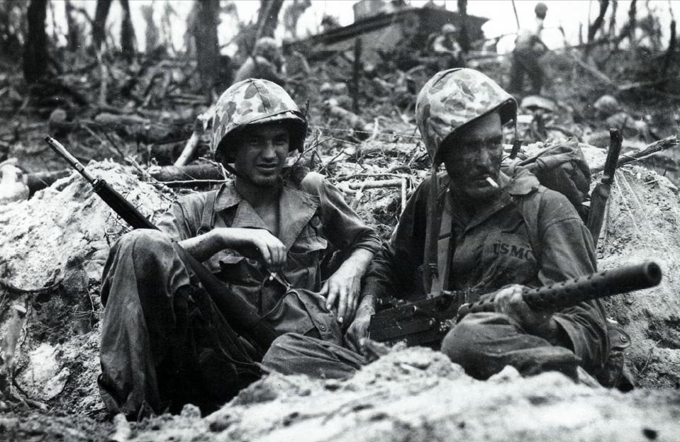 visages de soldats P11