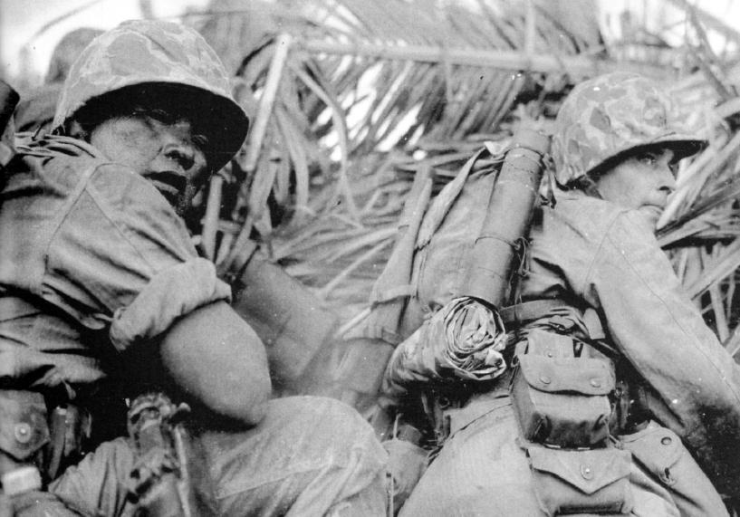 visages de soldats P25