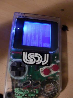 Le Backlight Game Boy rendu facile ! Backlight