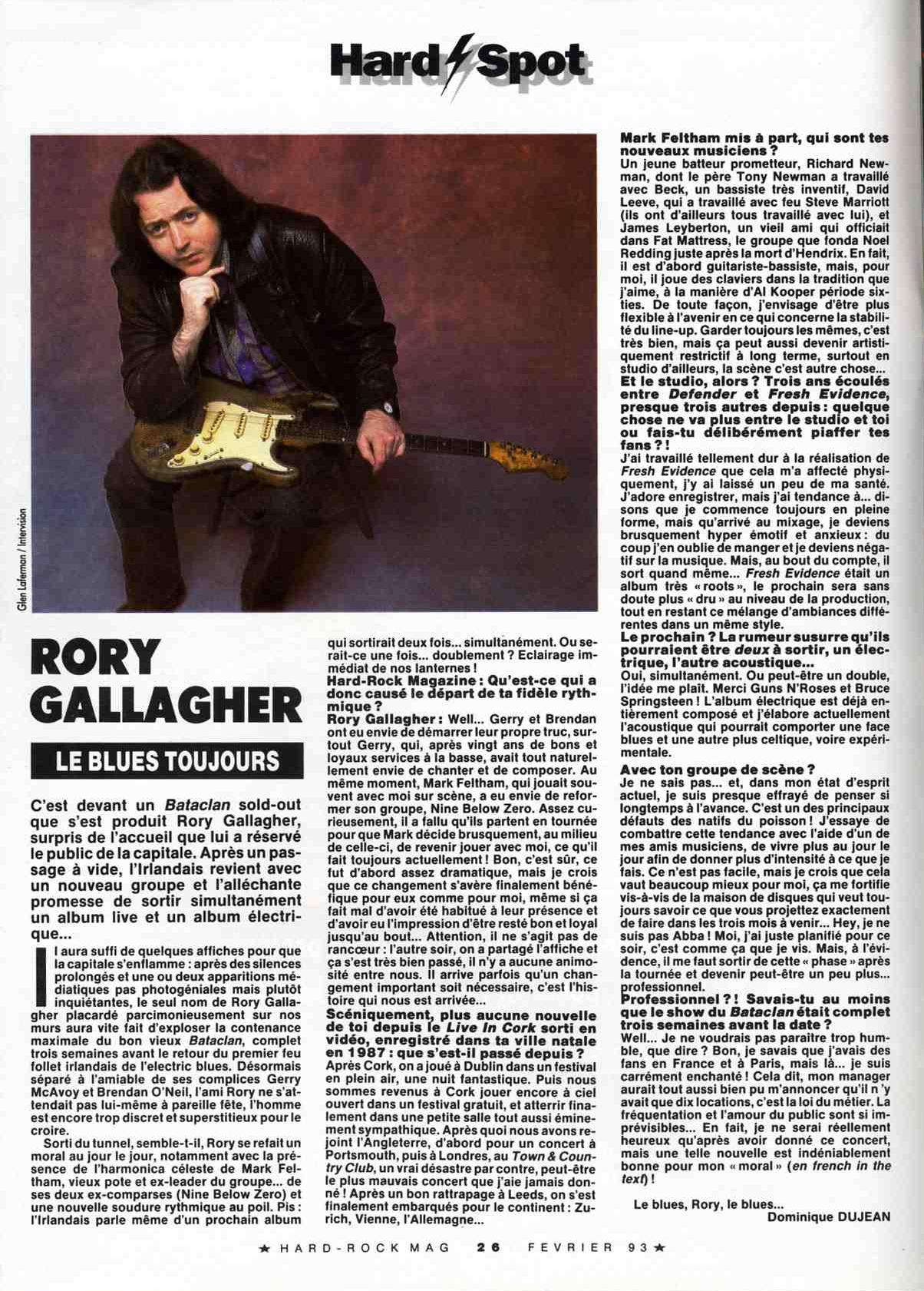 Rory dans les revues et les mags - Page 14 P26