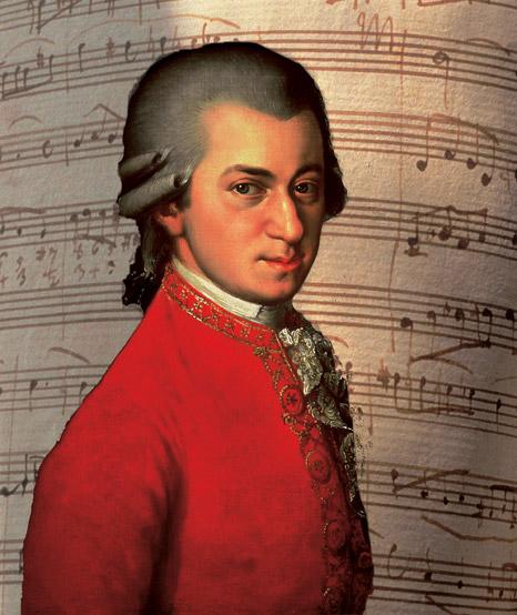 bon anniversaire mozart Mozart