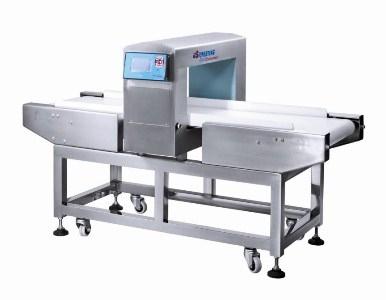 máy rà kim loại trong thực phẩm Toàn An Mart Mcd-f500qd