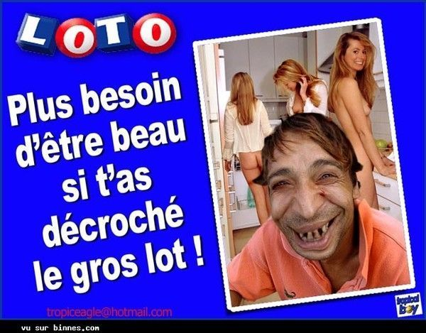 [Archives II ] Blagues, images, videos ...  - Page 40 6b5e328f