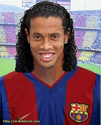 Le footballeur le plus laid 980285ronaldinho1