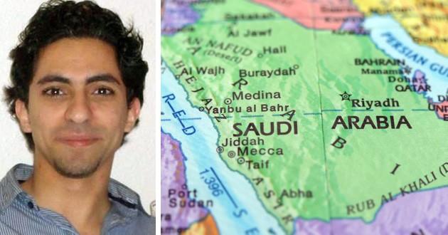 Raef Badawi a reçu ce matin, 10 janvier 2015, ses cinquante coups de fouet en Arabie Saoudite Newsphotos-saudiblogger-01.12.15-630x330