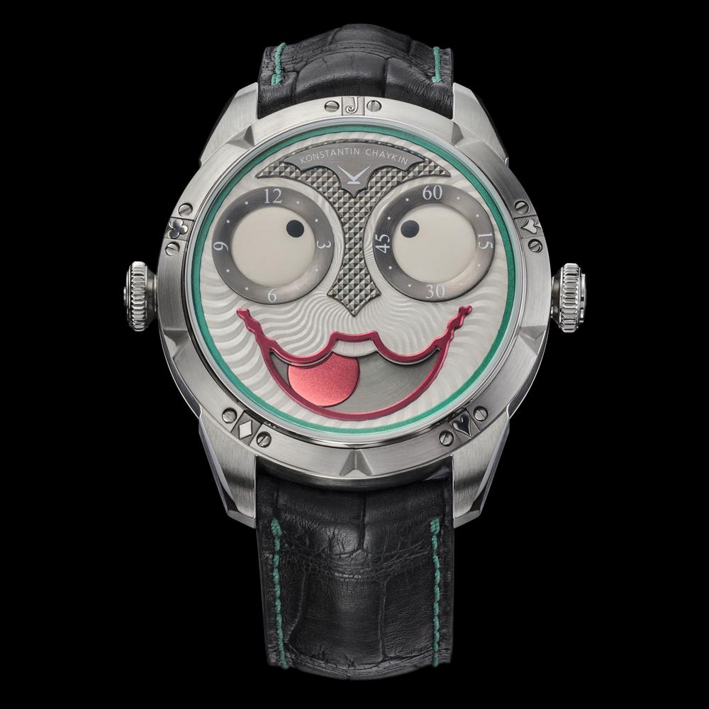 Les fabuleuses créations du maître horloger Russe Konstantin Chaykin Konstantin-Chaykin-Joker