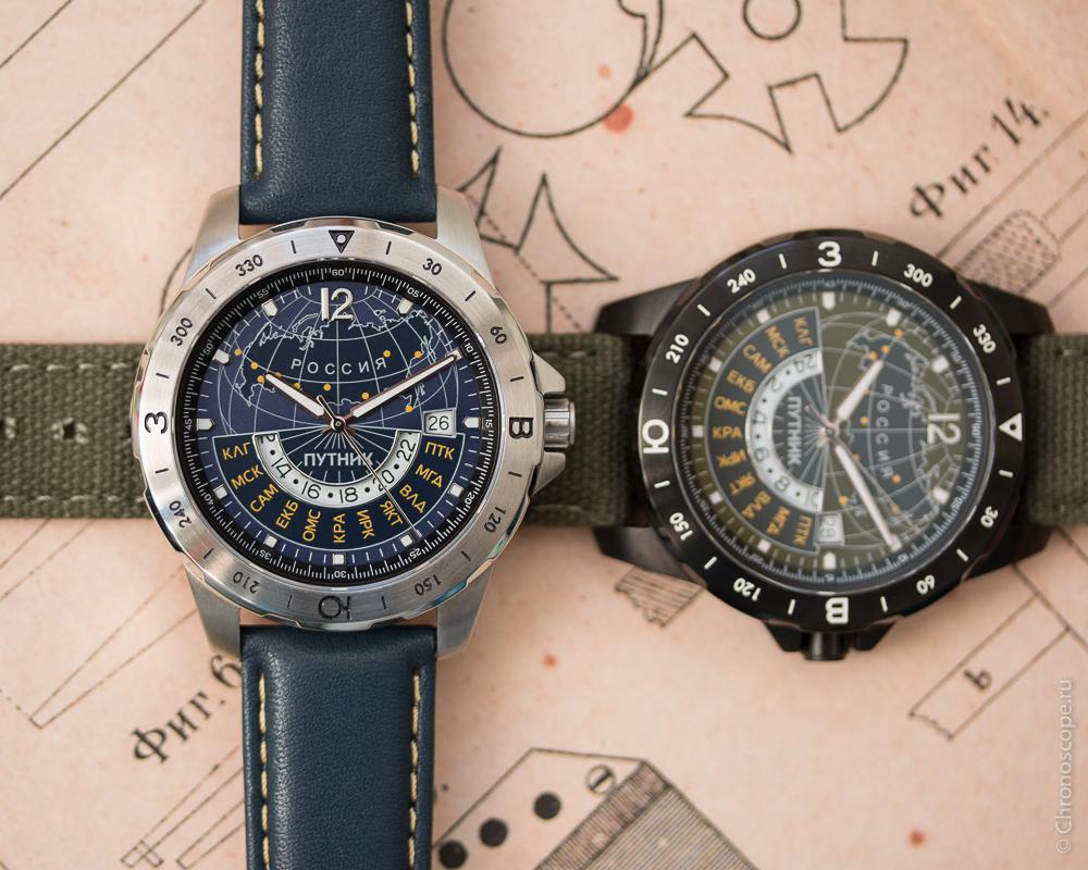Les fabuleuses créations du maître horloger Russe Konstantin Chaykin Putnik-Watches-by-Konstantin-Chaykin-2