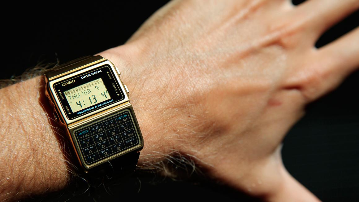 HOLA SOY EXTRATERRESTRE, ME ENSEÑAS ? - Página 23 Reloj-Calculadora-Casio-Databank