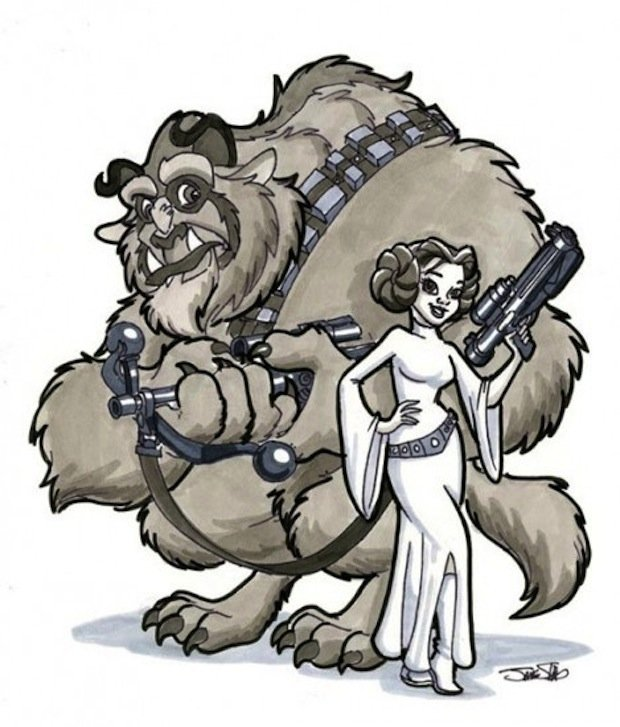 Lustiges zu StarWars Disney-characters-star-wars-1