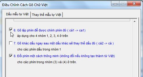 Cách gõ phụ âm kép bằng một phím Image011