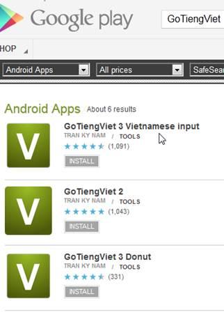 Cách gõ tiếng Việt trên điện thoại và máy tính bảng Android Image008
