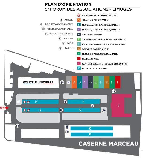 5e forum des associations de la Ville de Limoges Sans-titre