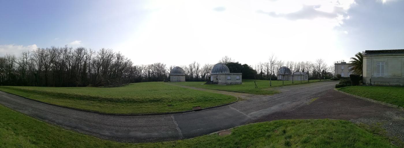 visite à l'observatoire de Floirac Pano3