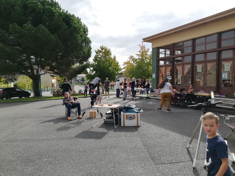 FESTIVAL DE LA SCIENCE samedi 12 octobre 2019 à Saint-Médard d'Eyrans 03